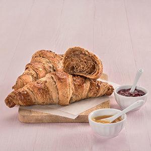 Vollkorn Croissant