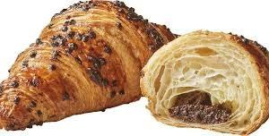 Nuss Schoko Croissant