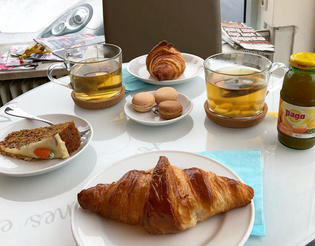 Französische Bäckerei